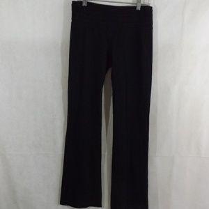 Women's Olympia Yoga Pants - Black - Sz MEDIUM